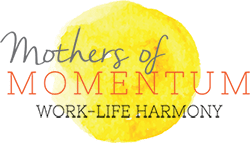 Mother's of Momentum Logo
